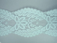 "Aqua Mist Galloon Lace Trim - 5"" (AM0500G01)"