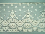 "Ivory Edge Lace Trim - 5.125"" (IV0518E01)"
