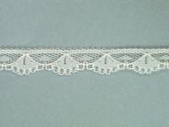 "Ivory Edge Lace Trim - 0.375"" (IV0038E04)"