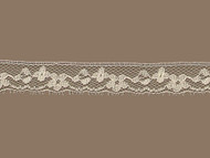 "Beige Edge Lace Trim - .75"" (BG0034E05)"