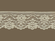 "Ivory Edge Lace Trim - 3"" (IV0300E02)"