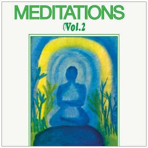 JOEL VANDROOGENBROECK Meditations Vol. 2 LP