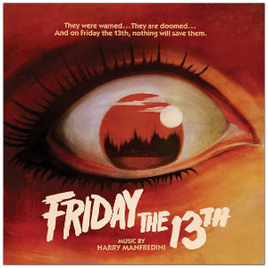 HARRY MANFREDINI Friday the 13th (1980 Original Score) LP