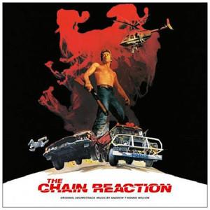 ANDREW THOMAS WILSON The Chain Reaction (1980 Original Soundtrack) LP
