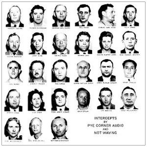 PYE CORNER AUDIO/NOT WAVING Intercepts LP