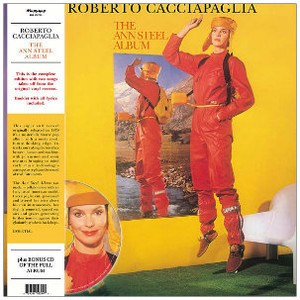 ROBERTO CACCIAPAGLIA The Ann Steel Album LP+CD