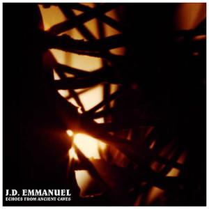 JD EMMANUEL Echoes from Ancient Caves LP
