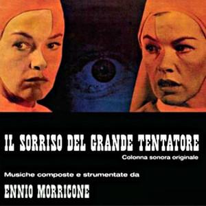 ENNIO MORRICONE Il Sorriso Del Grande Tentatore LP