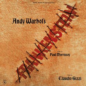 CLAUDIO GIZZI Andy Warhol's Flesh for Frankenstein 2LP