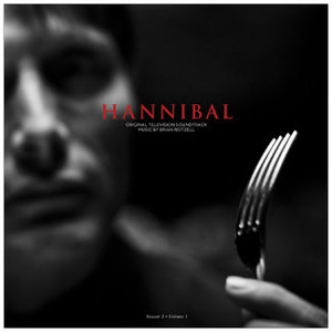 BRIAN REITZELL Hannibal Season 1, Vol 1 (Brown Vinyl) 2LP