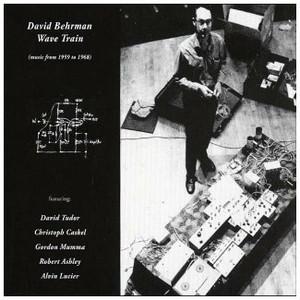 DAVID BEHRMAN Wave Train CD