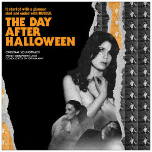 BRIAN MAY The Day After Halloween (1980 Original Soundtrack) LP