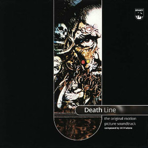 WIL MALONE Death Line OST LP