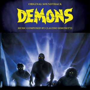 CLAUDIO SIMONETTI Demons Original Soundtrack: 30th Anniversary Limited Colored Vinyl LP
