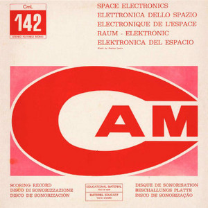 ANDRÉS LEWIN-RICHTER Space Electronics CD-R