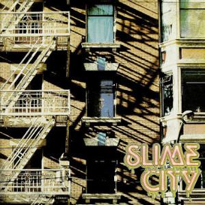 ROBERT TOMARO Slime City (Original Motion Picture Soundtrack) LP