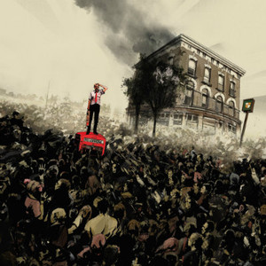 DANIEL MUDFORD & PETE WOODHEAD Shaun Of The Dead LP