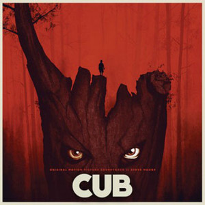 STEVE MOORE Cub Original Motion Picture Soundtrack LP