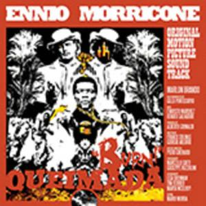 ENNIO MORRICONE Queimada LP