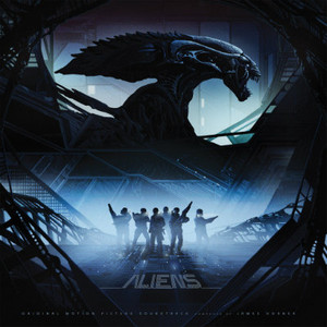JAMES HORNER Aliens - Original Motion Picture Soundtrack 2LP