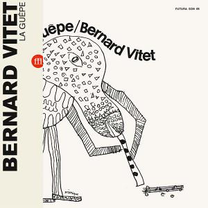 BERNARD VITET La Guêpe (White Vinyl) LP