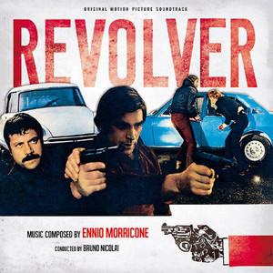 ENNIO MORRICONE Revolver LP