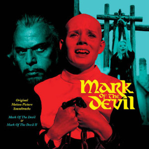 MICHAEL HOLM Mark Of The Devil I & II (Original Motion Picture Soundtracks) LP
