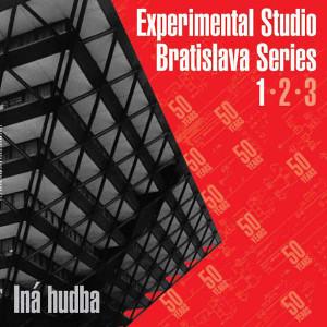 VA Iná Hudba: Experimental Studio Bratislava Series 1 LP+CD