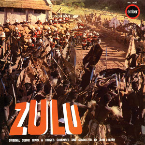 JOHN BARRY Zulu LP