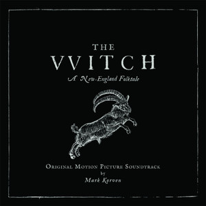 MARK KORVEN: The Witch (Original Motion Picture Soundtrack) LP
