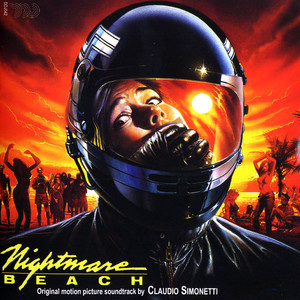 CLAUDIO SIMONETTI: Nightmare Beach CD
