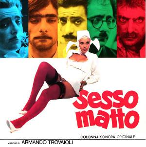 ARMANDO TROVAJOLI: Sesso Matto LP