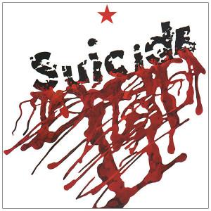 SUICIDE: S/t LP