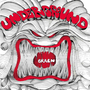 THE BRAEN'S MACHINE: Underground LP+CD