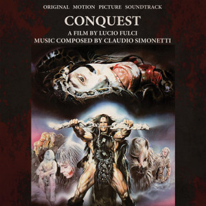 CLAUDIO SIMONETTI: Conquest (Original Motion Picture Soundtrack) LP