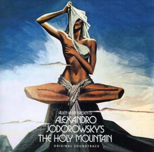 ALEJANDRO JODOROWSKY: The Holy Mountain (Original Motion Picture Soundtrack) 2LP