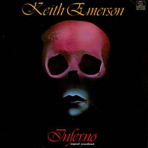 KEITH EMERSON: Inferno LP