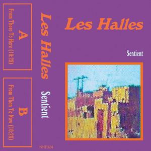 LES HALLES: Sentient Cassette