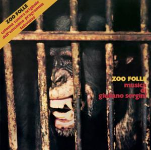GIULIANO SORGINI: Zoo Folle LP