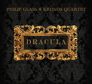 PHILIP GLASS / KRONOS QUARTET: Dracula (Soundtrack) 2LP