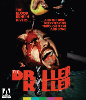 The Driller Killer BLU-RAY + DVD