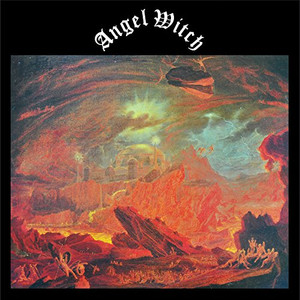 ANGEL WITCH: Angel Witch (Yellow And Red 'Flame' Marbled Vinyl) LP