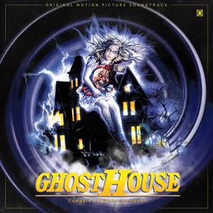 PIERO MONTANARI: Ghosthouse (Original Soundtrack)LP