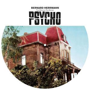 BERNARD HERRMANN: Psycho PIC. DISC