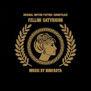 NINO ROTA: Fellini Satyricon Original SoundtracK (Deluxe Box)