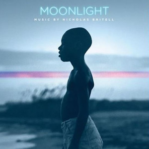 NICHOLAS BRITELL: Moonlight (Original Soundtrack) (Blue Swirl) LP