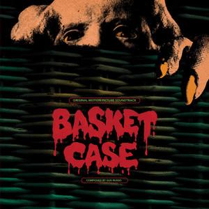 GUY RUSSO: Basket Case (Original Soundtrack) Cassette