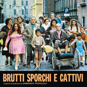 ARMANDO TROVAJOLI: Brutti, Sporchi E Cattivi LP