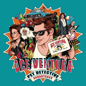 V/A:  Ace Ventura: Pet Detective (1994 Original Soundtrack) LP