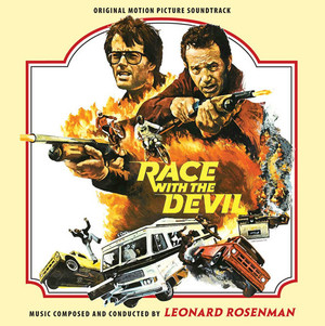 LEONARD ROSENMAN: Race With The Devil CD